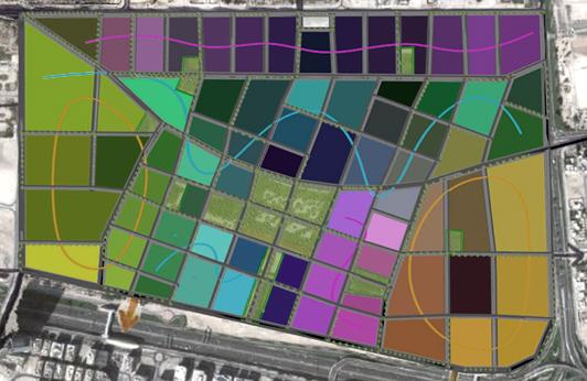 Adaptive Urban Masterplan 05/18