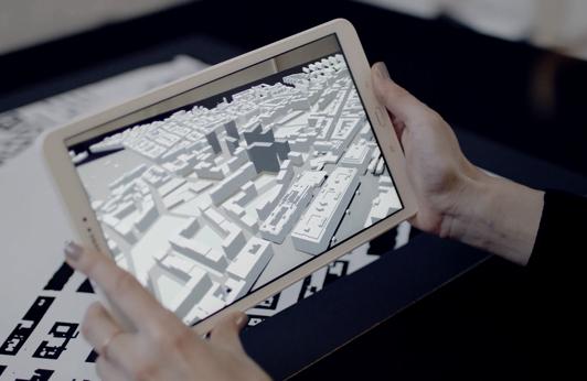 Augmented Reality Presentation