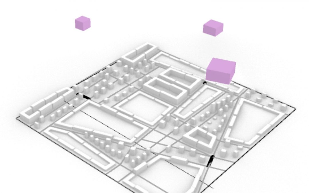 Interactive urban design generation and optimization