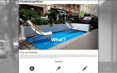 CityMaking Wien – Tools for citizen participation