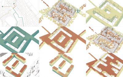 Simulation and Analysis of Urban Layouts