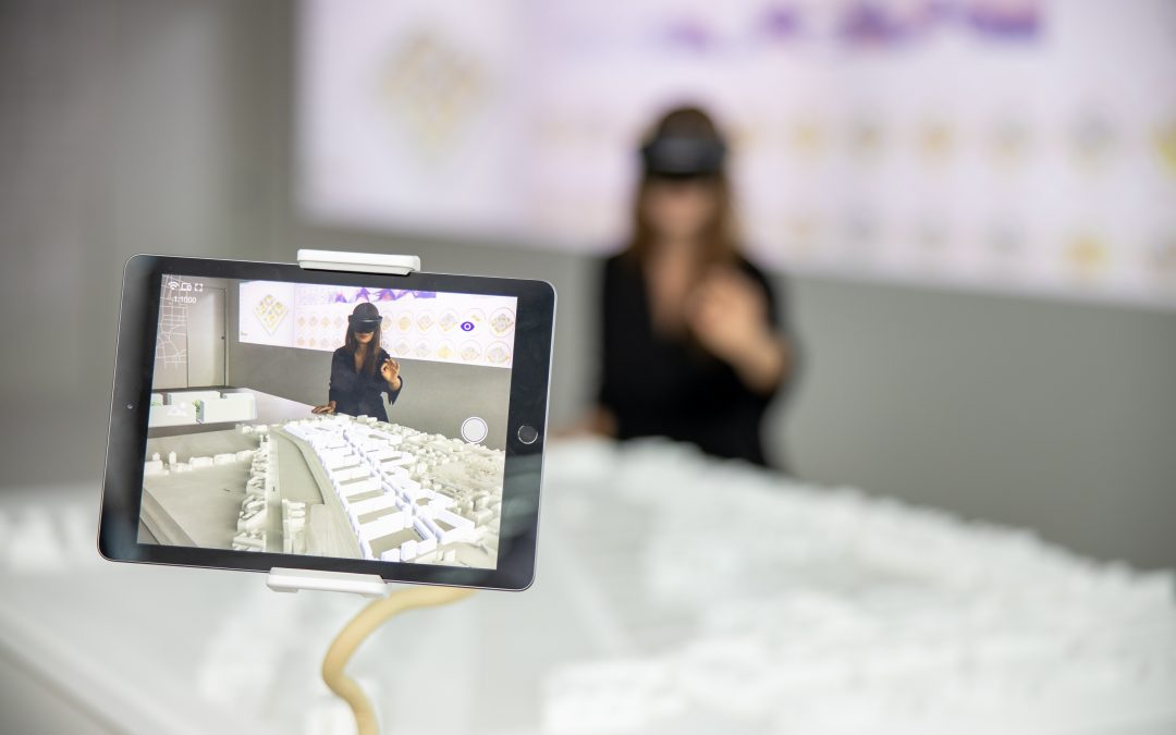 CIL opening – Augmented Reality