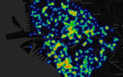 Spatio-Temporal Data Analysis